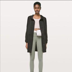 Lululemon City Stroll Jacket - size 8 - NWT
